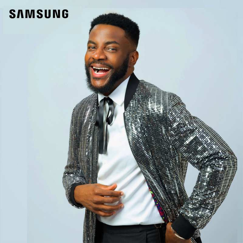 BBNaija host Ebuka joins Samsung Nigeria as latest brand ambassador