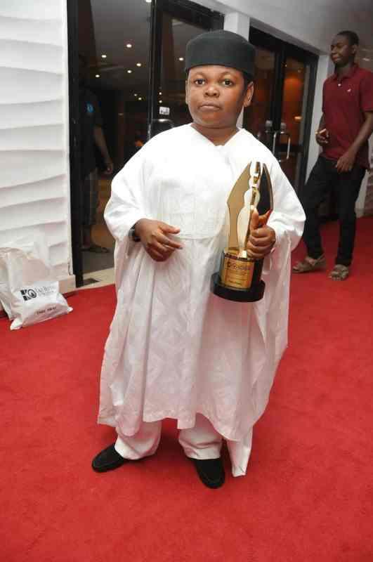 AMAA Awards: Osita Iheme 'Pawpaw' receives Lifetime Achievement Award