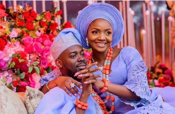 Adekunle the right man for me - Simi