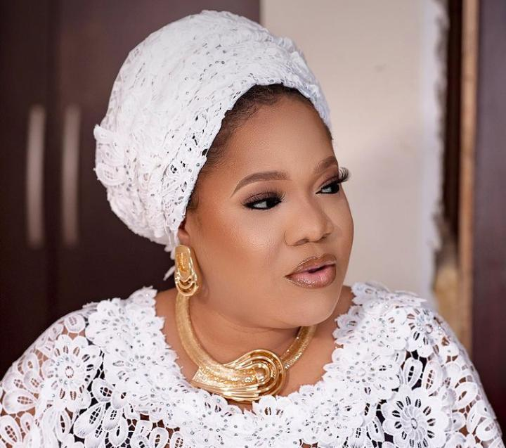 Actress Toyin Abraham laments