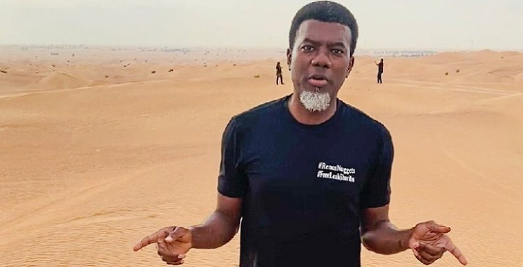 Why many are miserable today - Reno Omokri