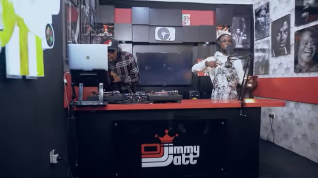 Laycon drops hot freestyle on Jimmy's Jump Off to address critics (Video)