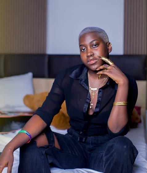 Singer Temmie Ovwasa Men
