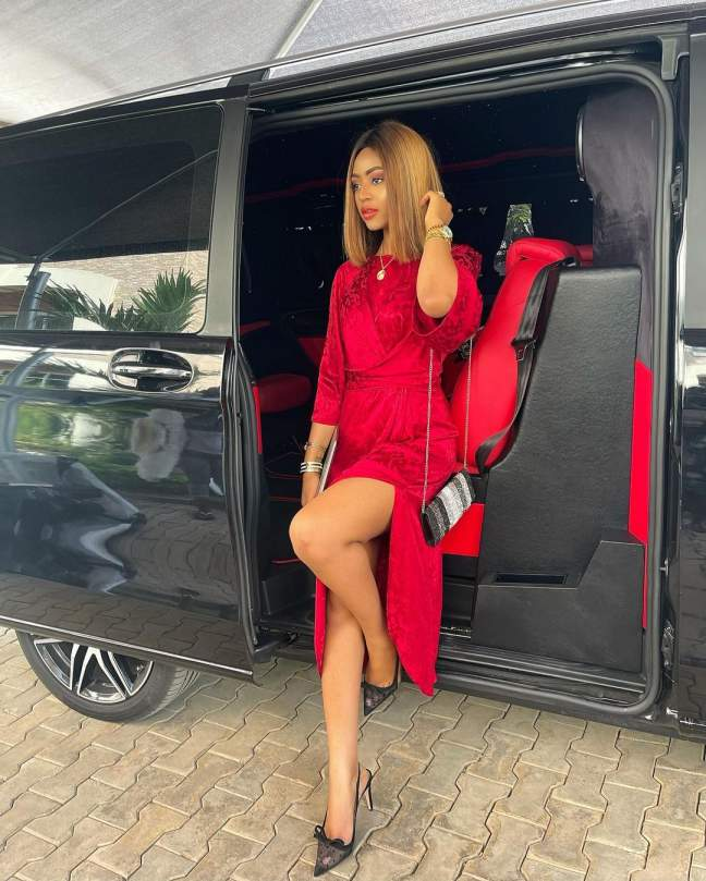"""""""Are you sick or depressed?"""" – Fans reacts to Regina Daniels' weight loss"""