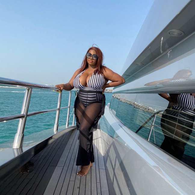 BBNaija's Dorathy shares highlight of vacation in Dubai (Video)