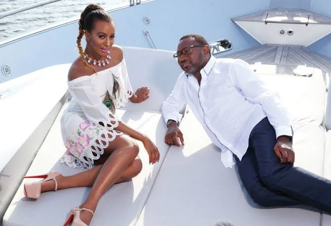 My father reminds me - DJ Cuppy