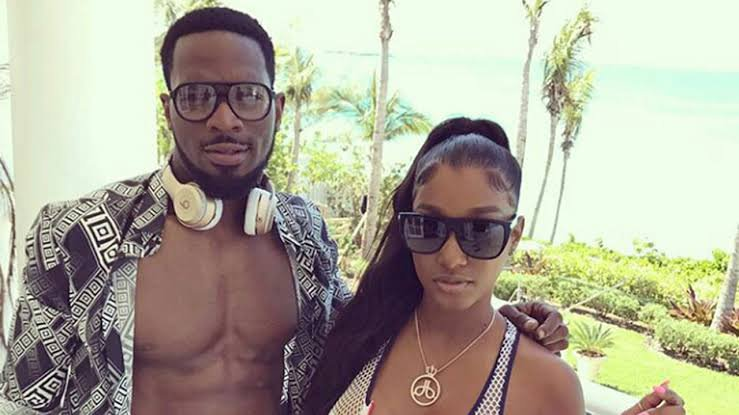 D'banj gifts his wife a bag