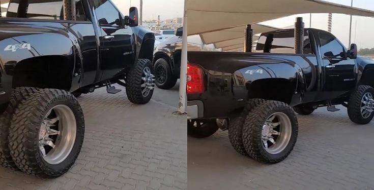 Dino Melaye Acquired Truck