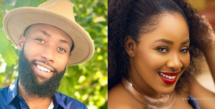 Tochi says he would name his first daughter Erica