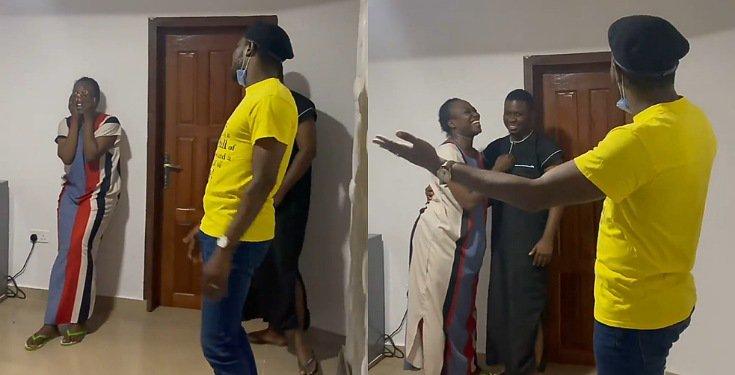 Timi Dakolo surprised performance