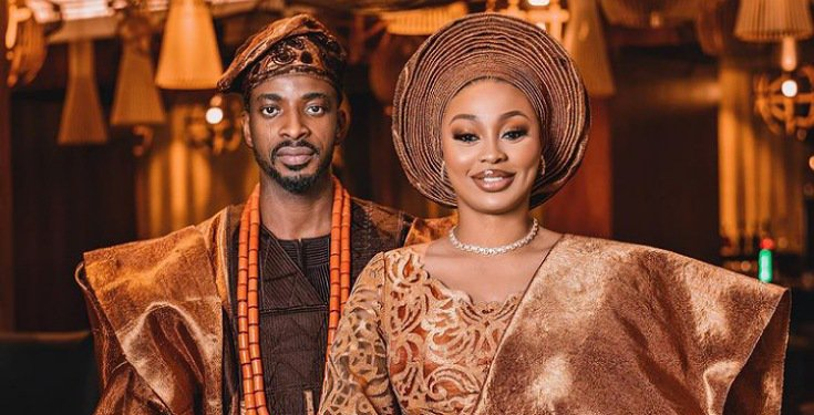 9ice's wife celebrates him on his birthday