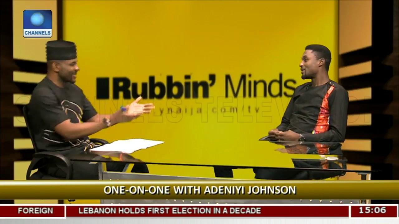ebuka tv show rubbin minds now