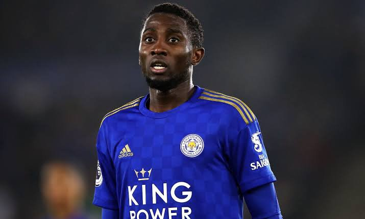 Wilfred Ndidi once hawked