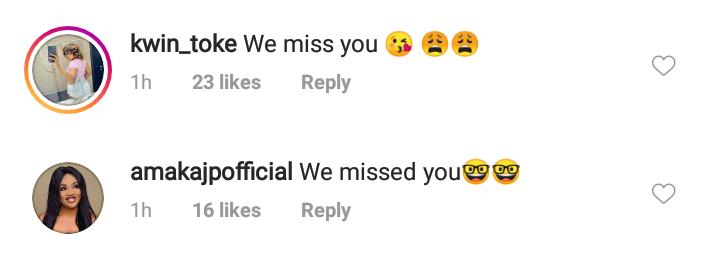 Tunde Ednut returns to Instagram