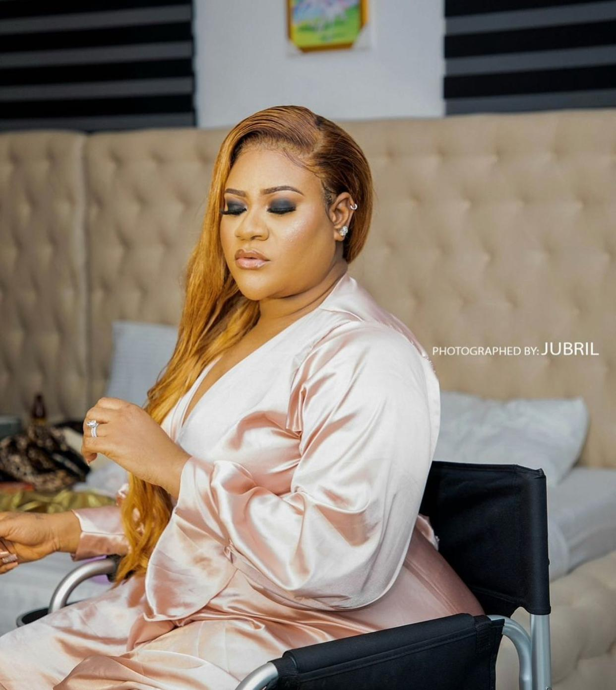 Nkechi Blessing cries out