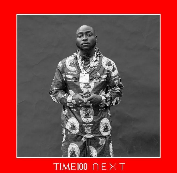 Davido among 100 most influential people