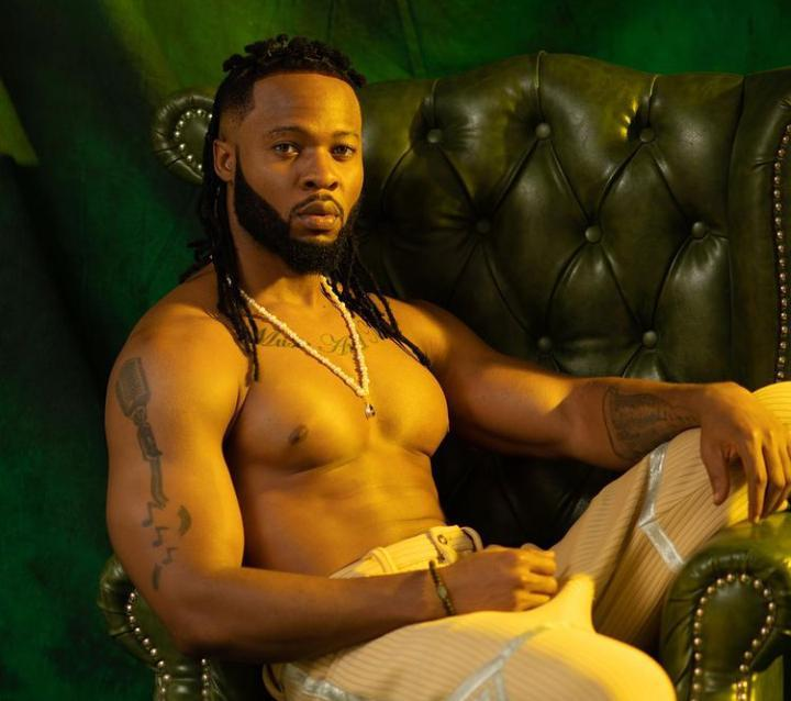 """""""I was a virgin until I was 24"""" - Flavour"""