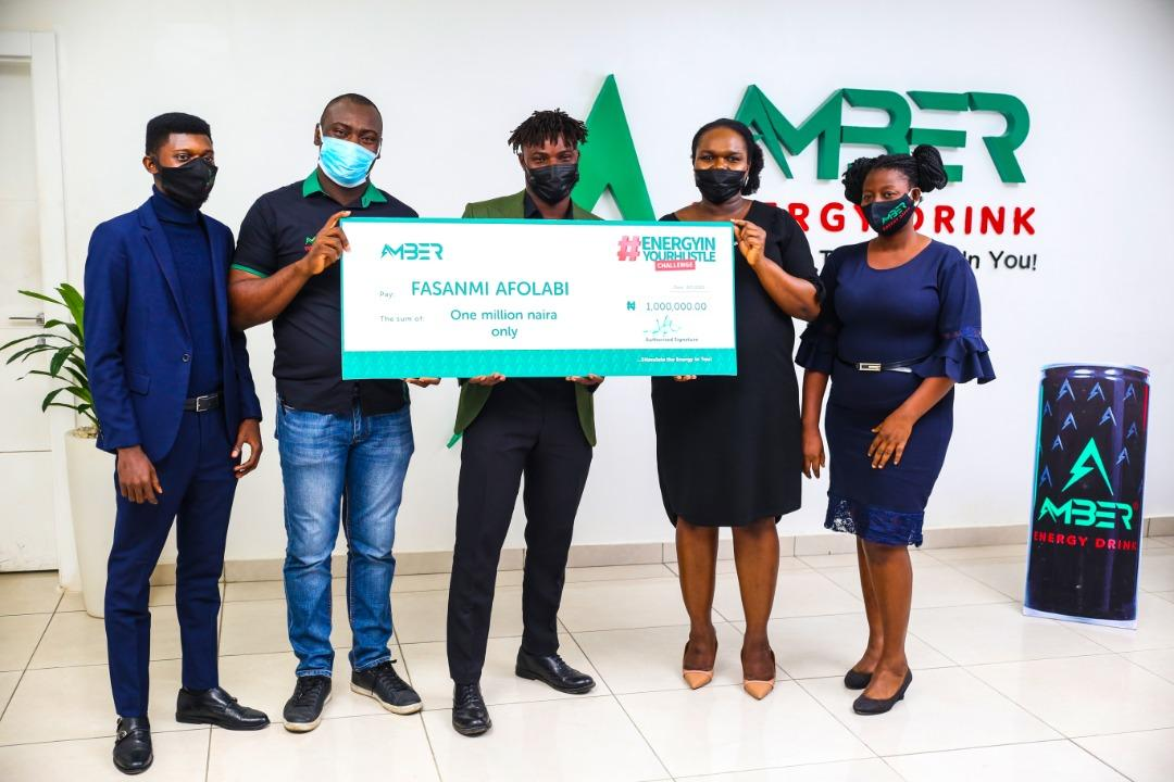 Nigerian Creatives Bag N2m