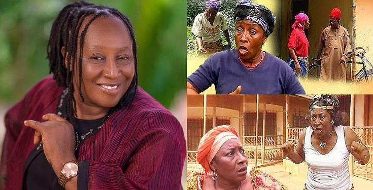 how I got into Nollywood - Patience Ozokwo