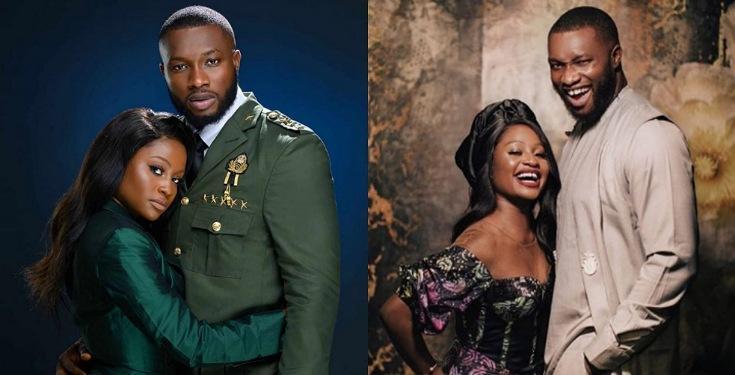 Emmanuel Ikubese and Anita breakup