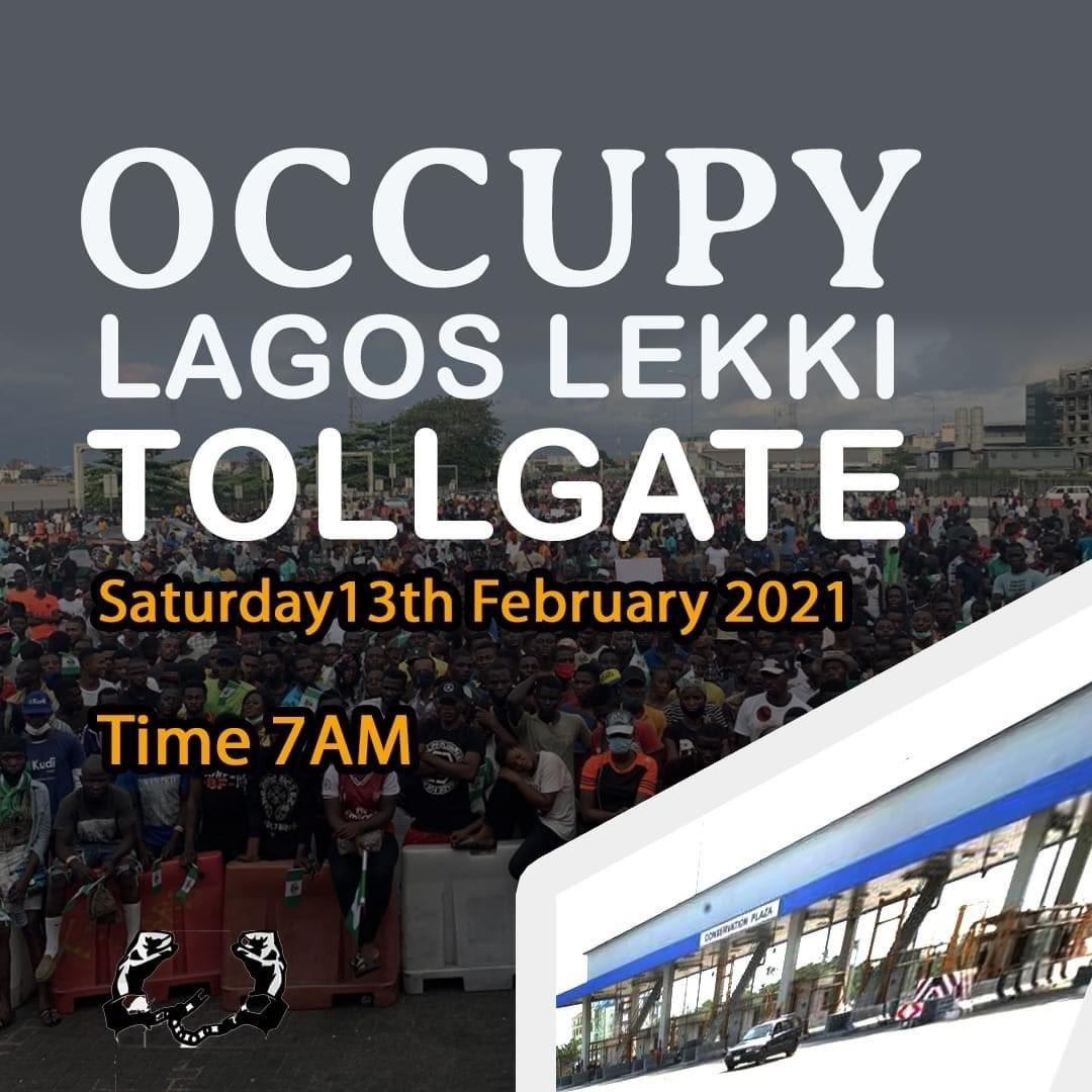 Nigerians plan protest over the reopening of Lekki tollgate