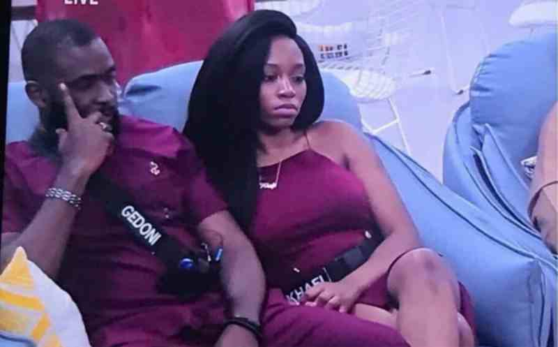 Gedoni gushes over Khafi while narrating how he fell in love on BBNaija