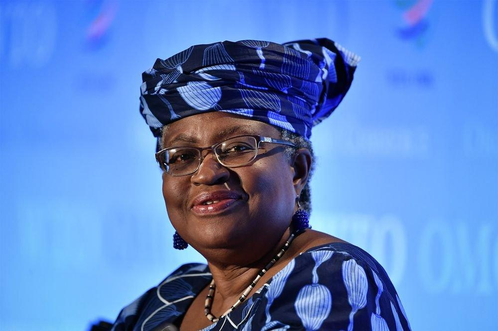 Okonjo-Iweala WTO Director-General