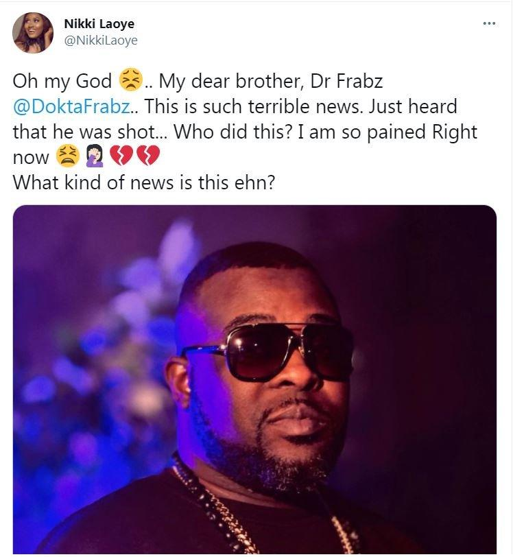 Davido, Don Jazzy, others mourn sudden death of producer, Dr Frabz