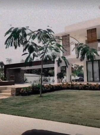 Wizkid shows off riverside house, yacht, studio in Ghana (Video)