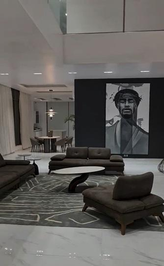 Don Jazzy shows off interior of his new multimillion naira house (Video)