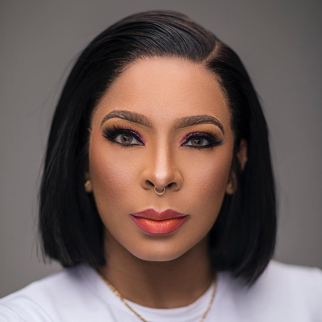 TBoss' sister, Goldie blasts Ka3na for trademarking the name, 'BossLady'