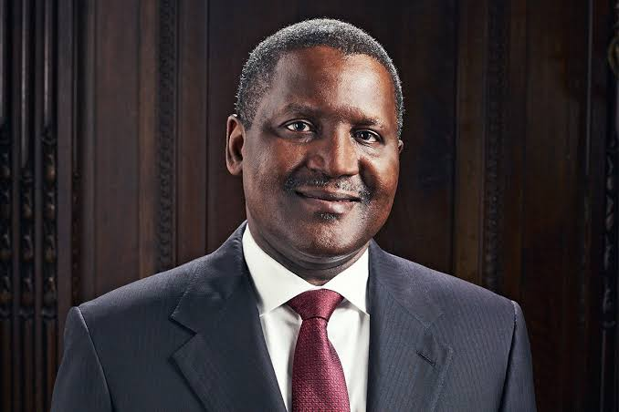 Dangote's ex-girlfriend evicted from apartment