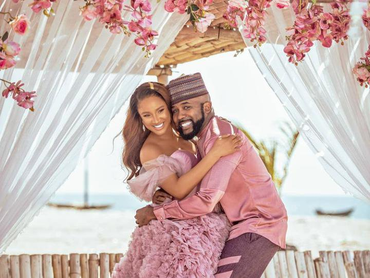 Banky and Adesua welcome first Child