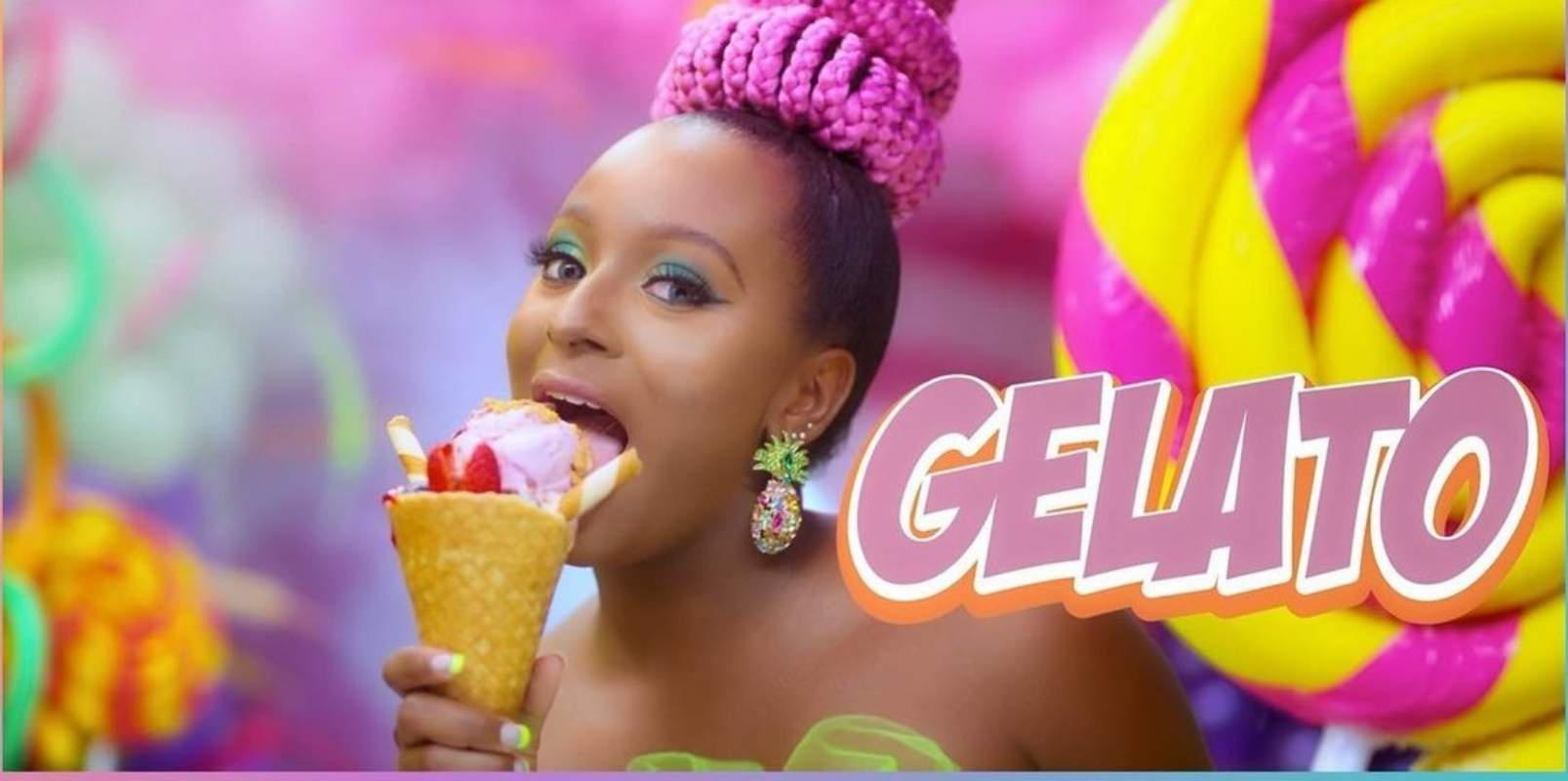 dj cuppy zlatan ibile gelato
