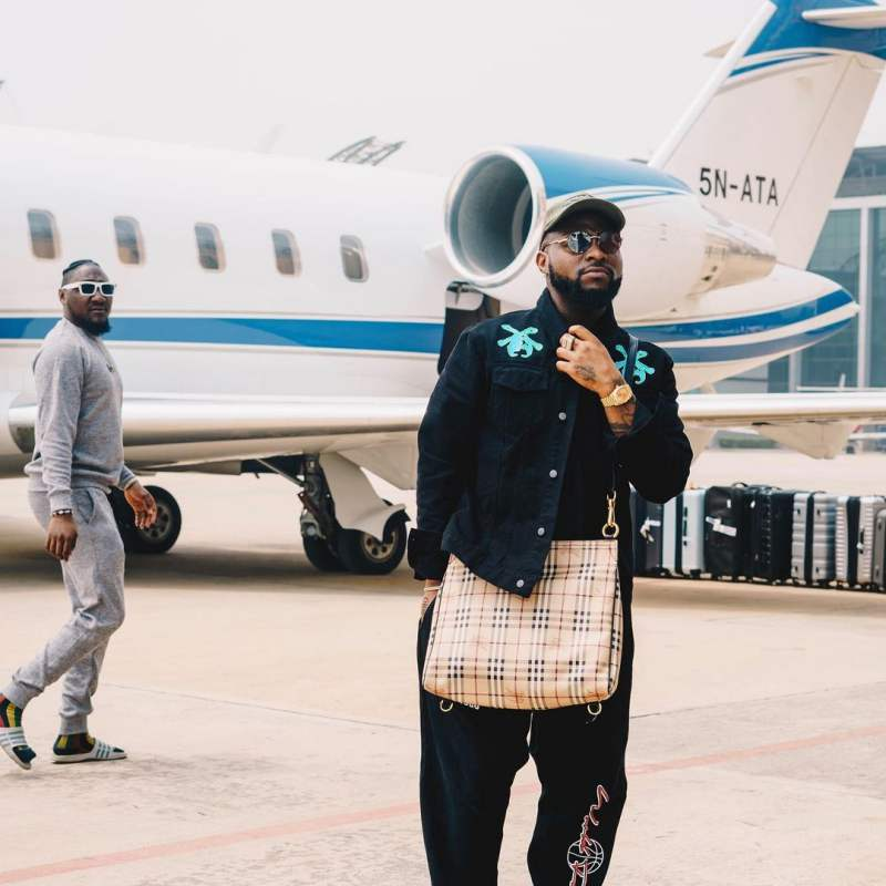 #14thHeadies: Davido's 1 Milli Wins Best Directed Video