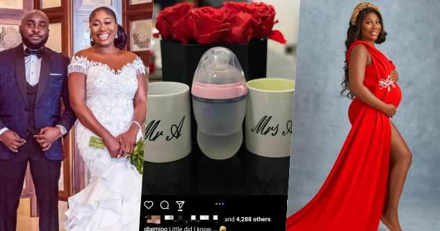 OAP, Gbemi Olateru-Olagbegi And Her husband Welcome First Child