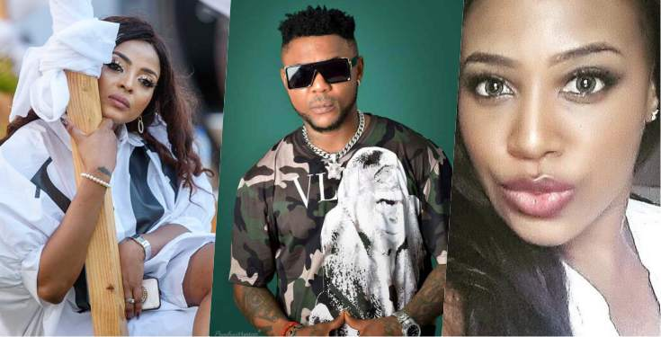 Oritse Femi drags ex-wife to filth, accuses ex-manager of affair with friend's husband