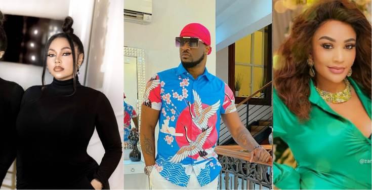 Peter Okoye allegedly cheating on wife, Lola with Ugandan mistress