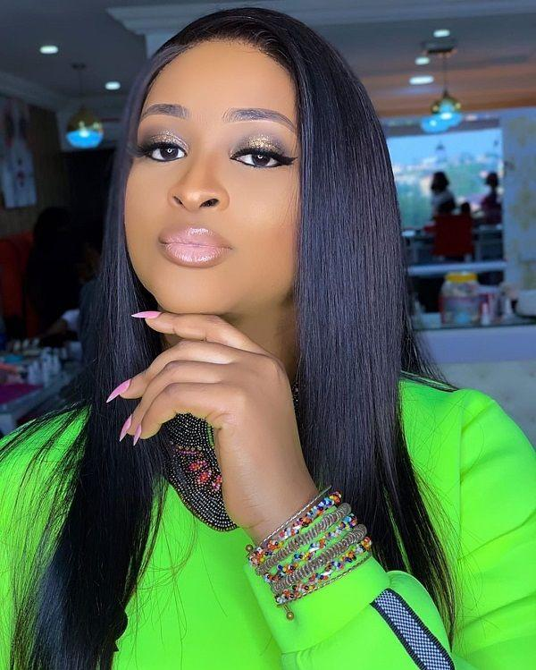"""""""Do not join a rich man's child to commit a crime"""" - Etinosa Idemudia says"""