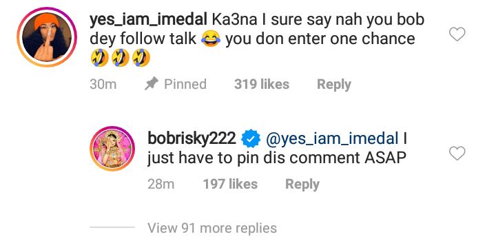 Bobrisky blasts Ka3na