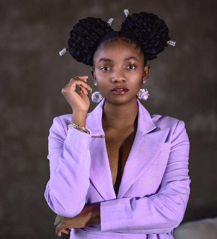 Simi reveals her favourite singer