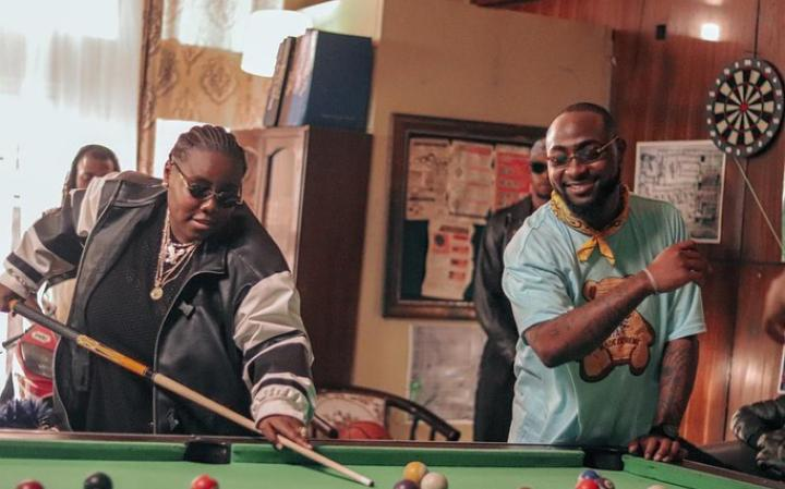 Teni chased after Davido for a collaboration