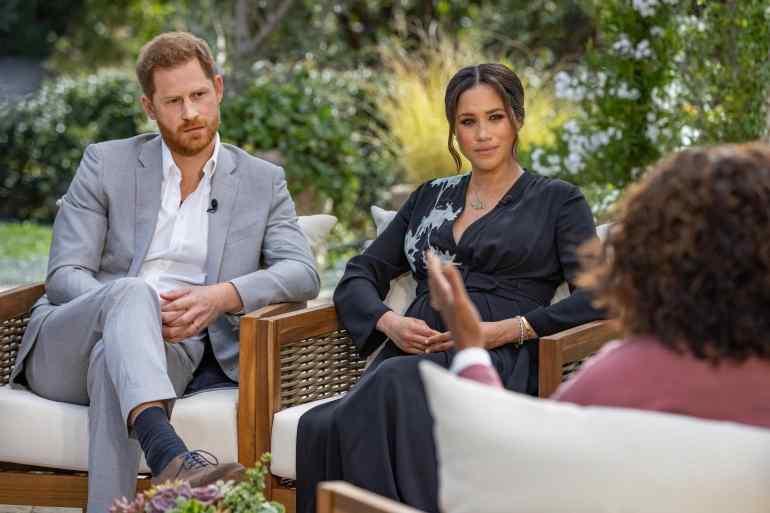 Meghan accuses UK royals