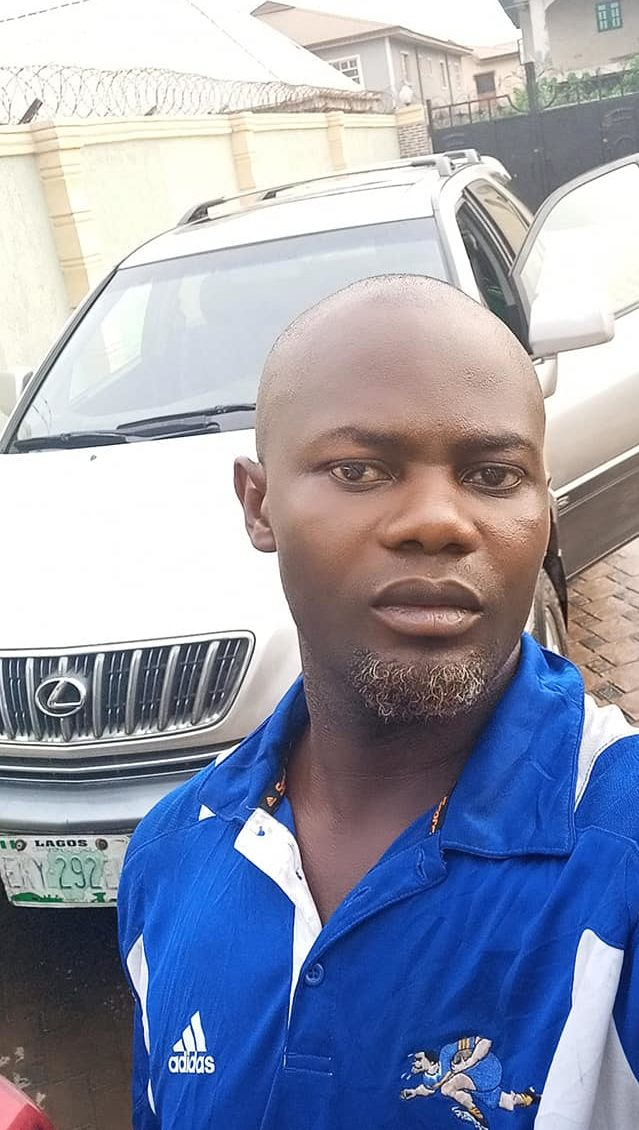Actress, Blessing Ebigieson gifts brother Lexus jeep worth millions of naira