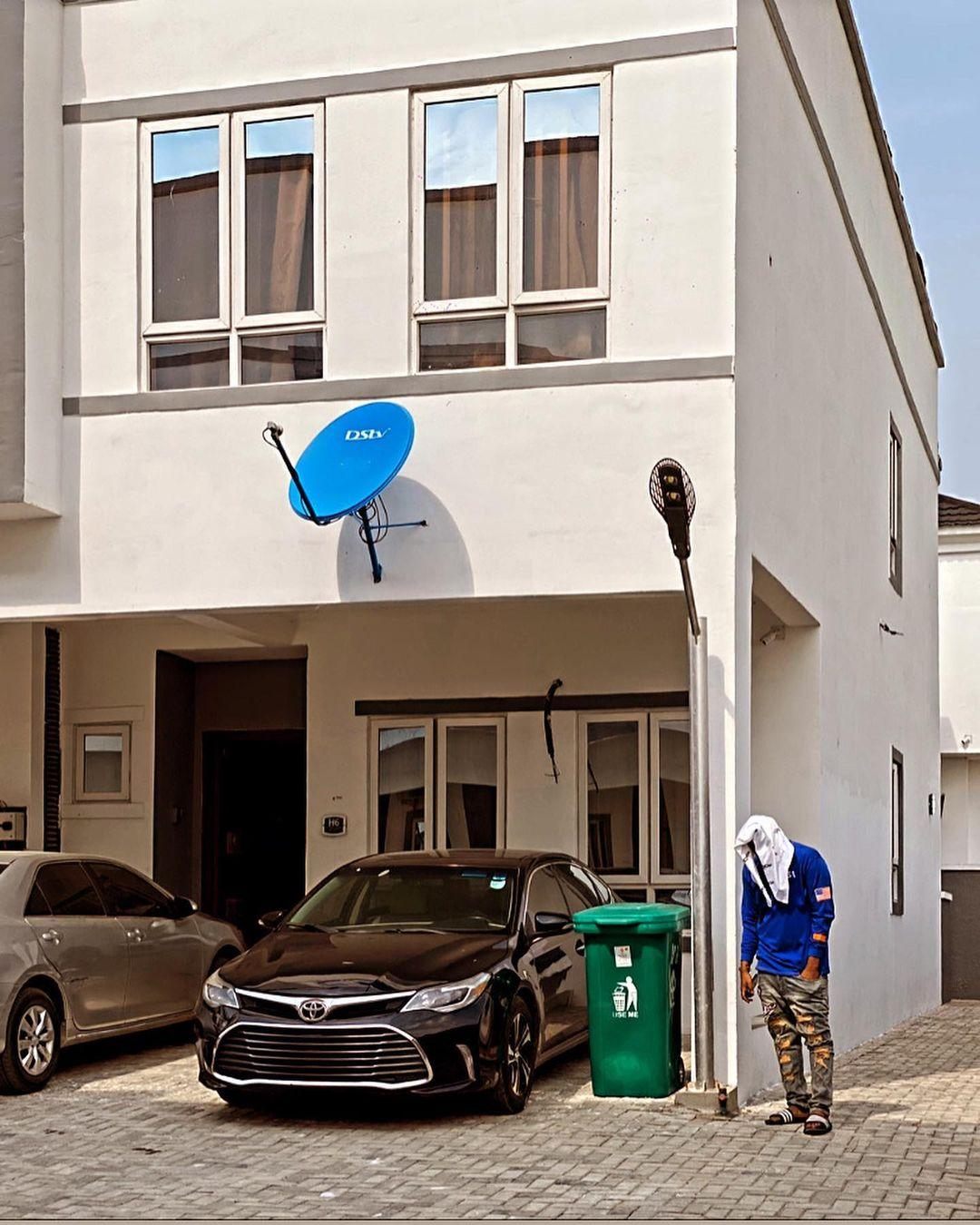 Rexxie Magnificent House Lagos