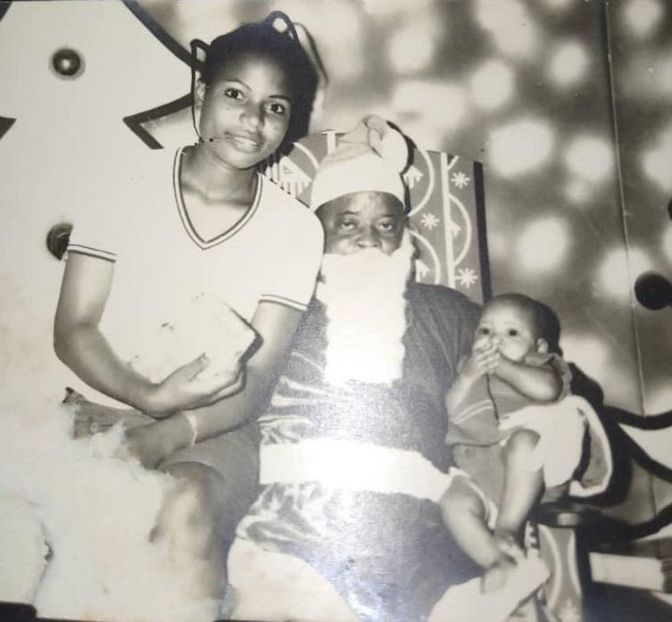 Actress, Ayo Adesanya celebrates mum on her birthday with epic throwback photo