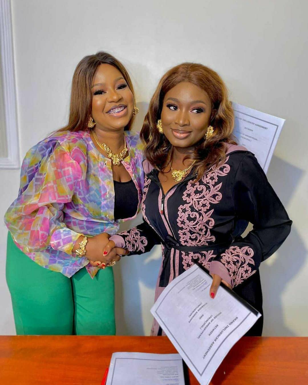 Oyebade Adebimpe Endorsement Deal