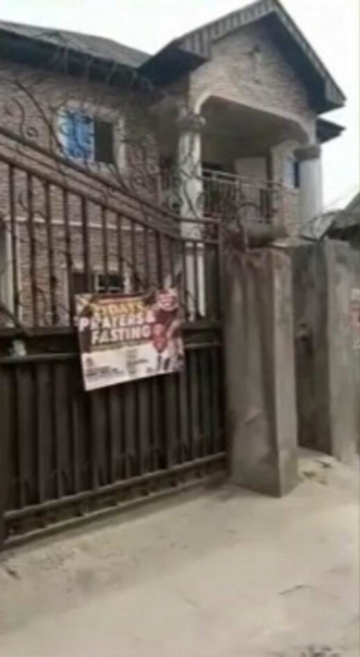 Family cries out for justice as man donates family house to church (Video)