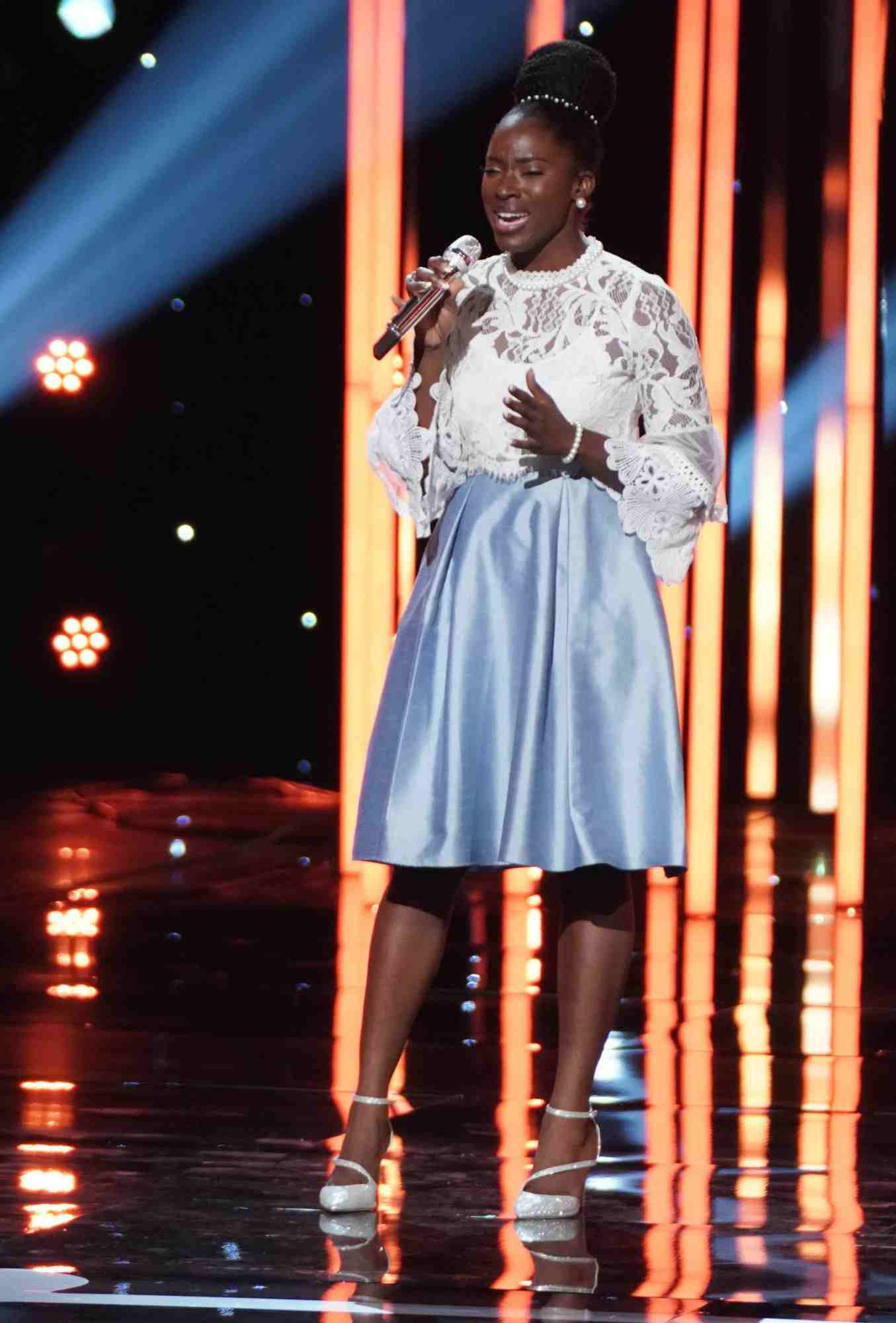 funke lagoke, american idol contestant