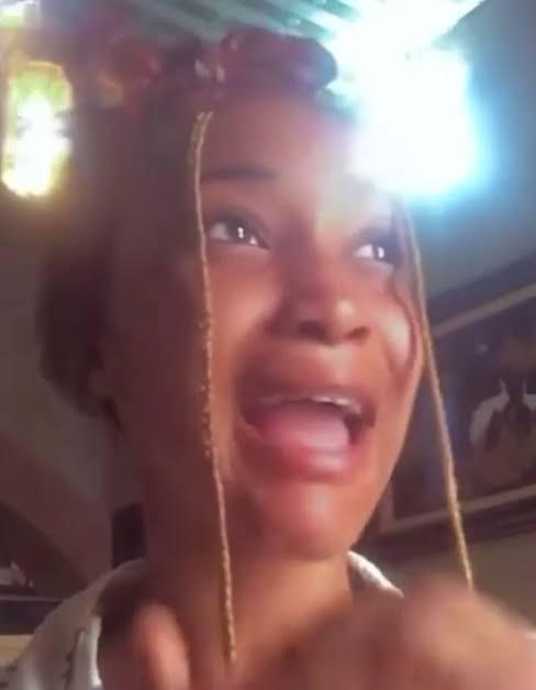 Lady who tattooed Ka3na rakes in anger, slams 'Boss Lady' (Video)